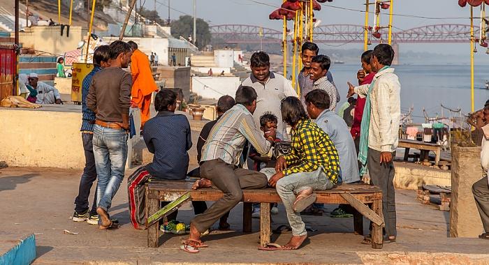 Varanasi Ghats: Gai Ghat