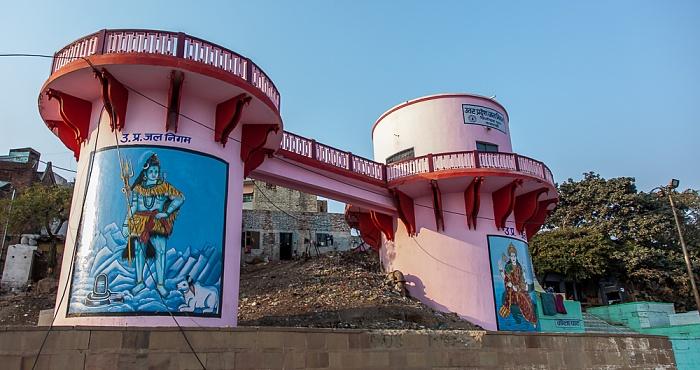 Varanasi Ghats: Gola Ghat