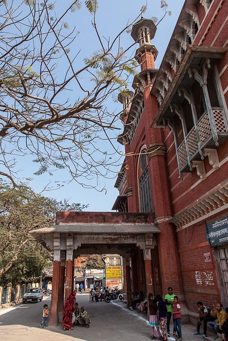 Varanasi Altstadt: Town Hall