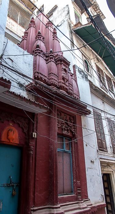 Varanasi Altstadt