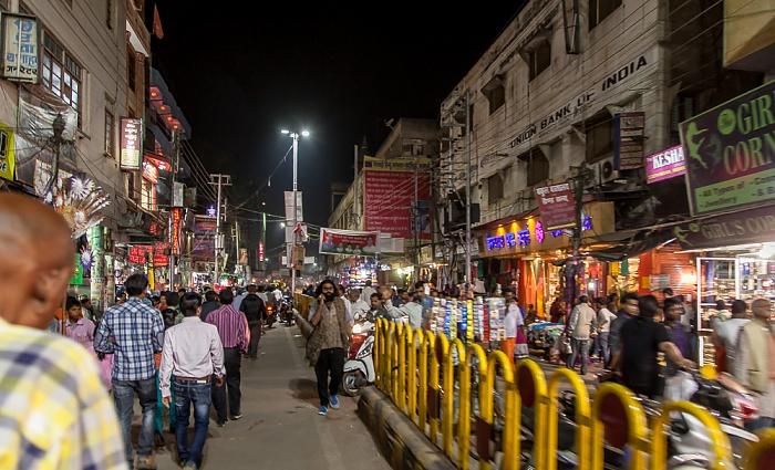 Varanasi Altstadt: Dashashwamedh Road