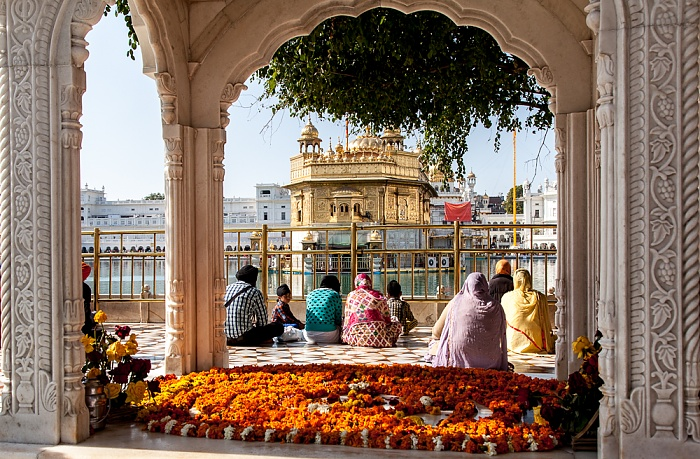 Amritsar Golden Temple Complex