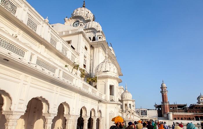Amritsar Golden Temple Complex: Darshani Darwaza