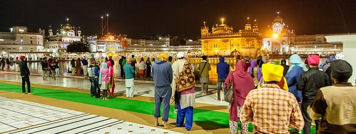 Amritsar Golden Temple Complex