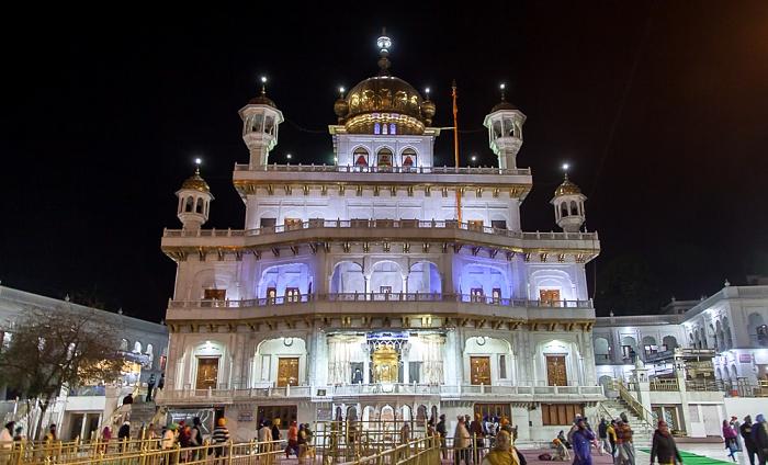 Amritsar Golden Temple Complex: Sri Akal Takhat Sahib