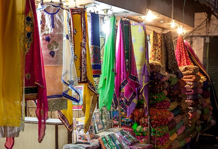 Amritsar Altstadt: Guru Bazar Road - Shastri Market