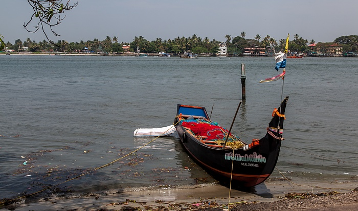 Fort Kochi: Vembanad Lake, Vypin