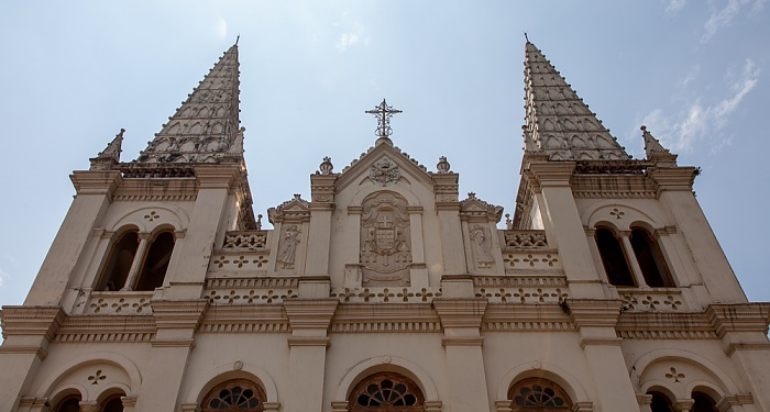 Fort Kochi: Santa Cruz Cathedral Basilica