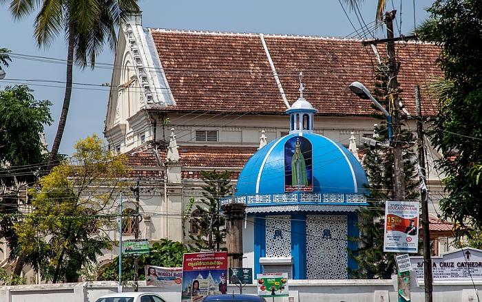 Fort Kochi: Santa Cruz Cathedral Basilica