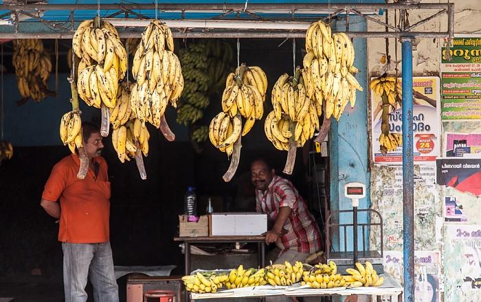 Fort Kochi: Pullupalam Road