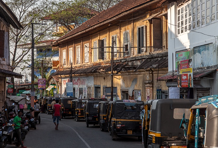 Fort Kochi: Calvathy Road