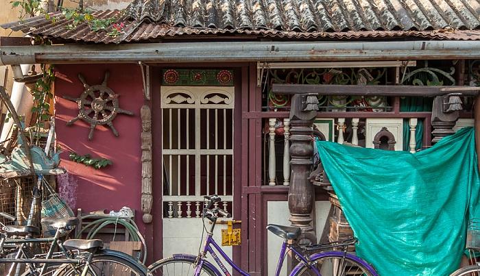 Fort Kochi: Calvathy Road