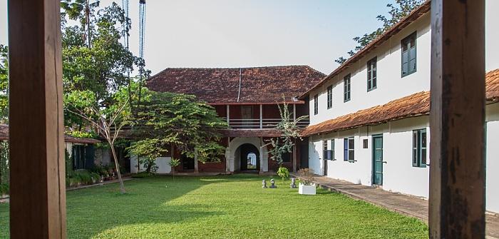 Fort Kochi: Calvathy Road - Pepper House