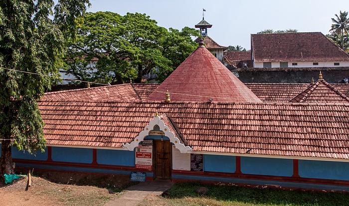 Kochi Mattancherry: Azhithrikovu Sree Mahavishnu Temple
