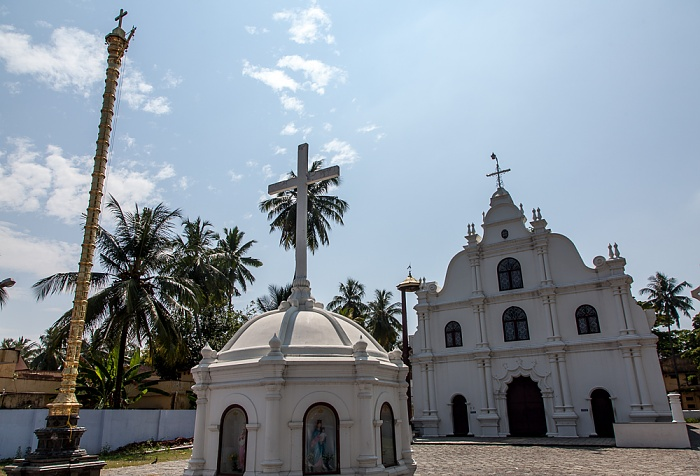 Kochi Mattancherry: Jeevamatha Church