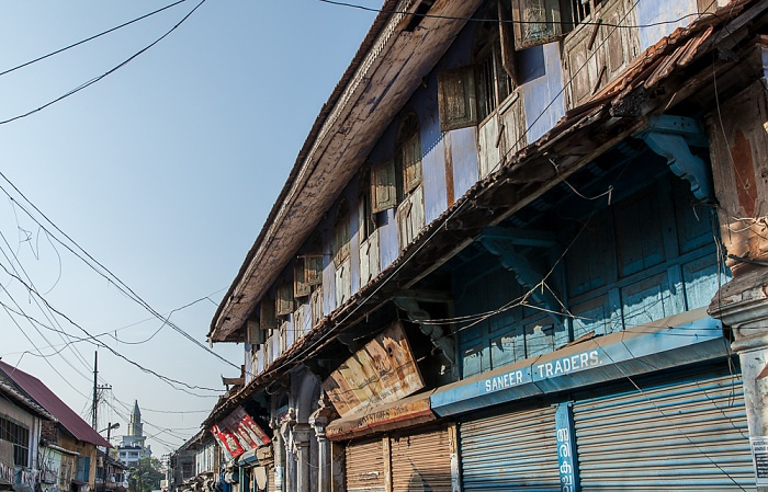 Kochi Mattancherry: Bazaar Road