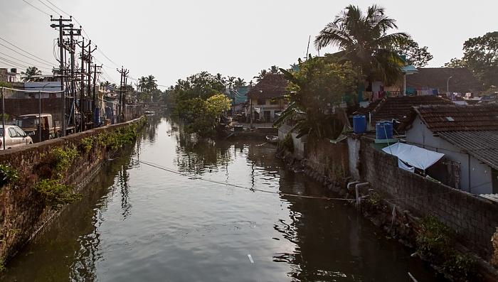 Kochi Mattancherry: Eraveli Canal