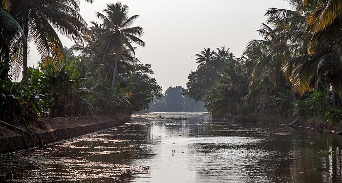 Backwaters Pollepadam Thodu
