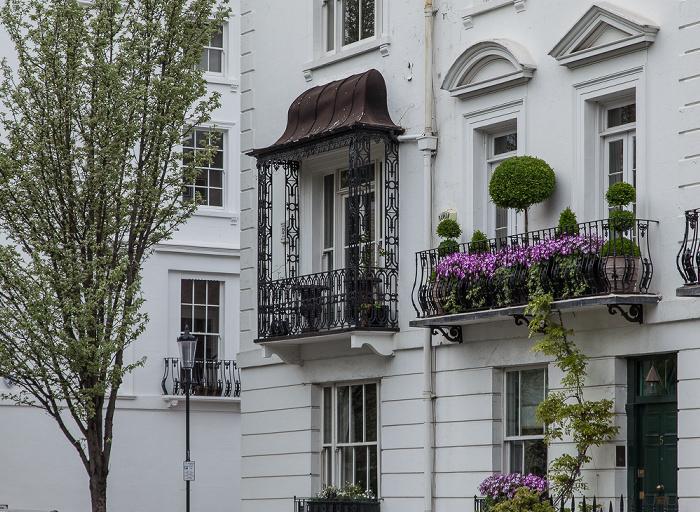 London Chelsea: St. Leonard's Terrace