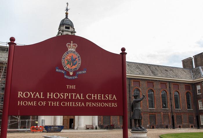London Chelsea: Royal Hospital Chelsea