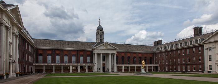 London Royal Hospital Chelsea: Figure Court