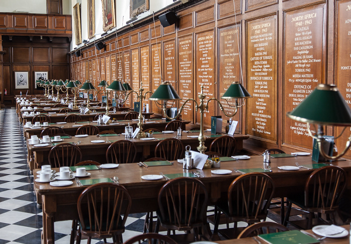 London Royal Hospital Chelsea: The Great Hall