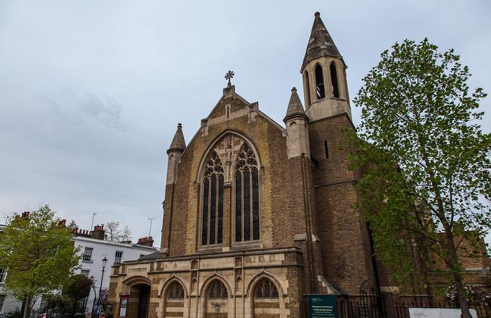 Chelsea: Christchurch Street - Christ Church (Chelsea) London
