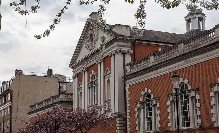 London Chelsea: Chelsea Manor Gardens