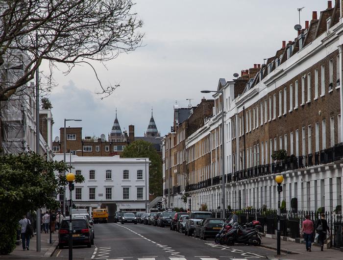 Chelsea: Sydney Street London