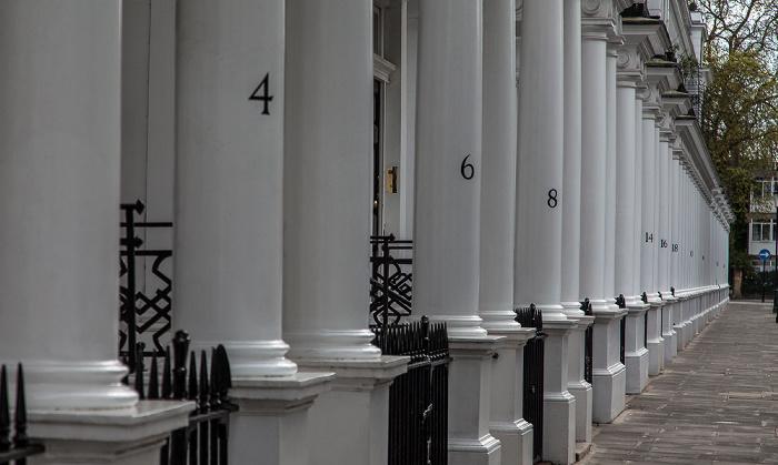 London Kensington: Onslow Square