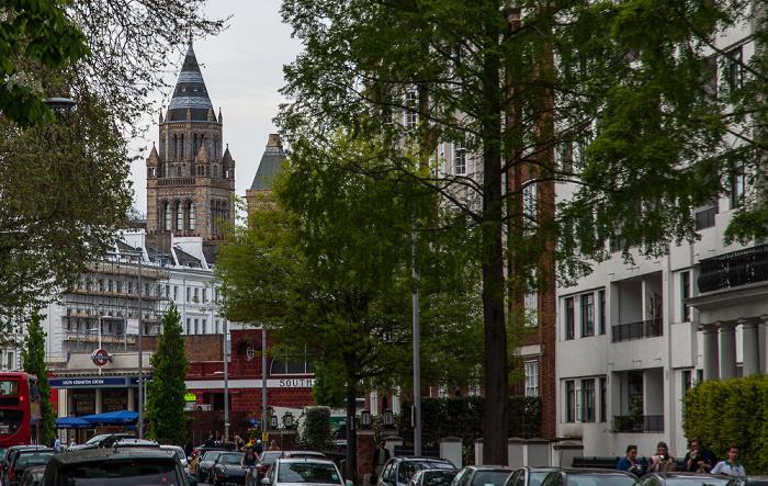 Kensington: Onslow Square / Old Brompton Road London