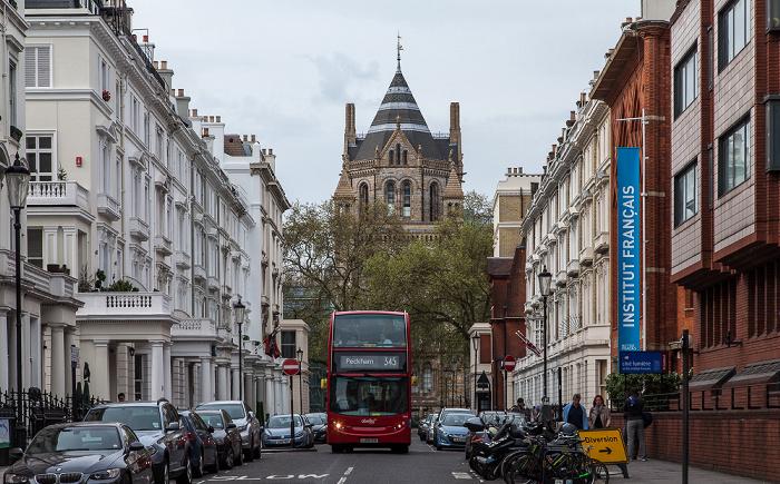 Kensington: Queensberry Place London