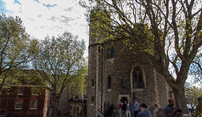 Tower of London: Lanthorn Tower
