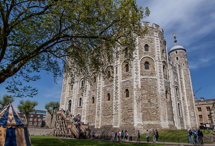 Tower of London: Innermost Ward, White Tower