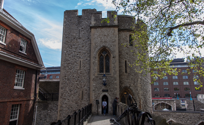 Tower of London: Salt Tower
