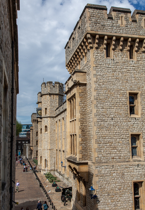 Tower of London: Inner Ward, Waterloo Block