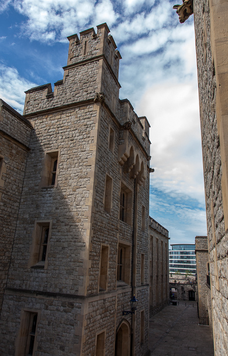 Tower of London: Waterloo Block London 2016