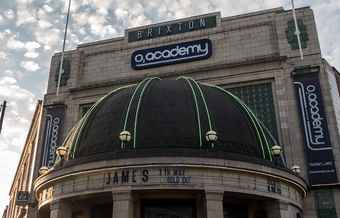 London Brixton Academy