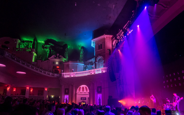 London Brixton Academy: The Slow Readers Club