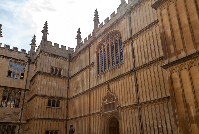 Oxford Bodleian Library