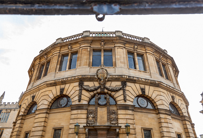 Oxford Sheldonian Theatre
