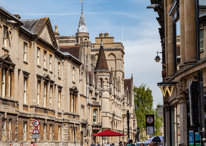 Oxford Broad Street: Balliol College