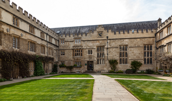 Oxford Jesus College