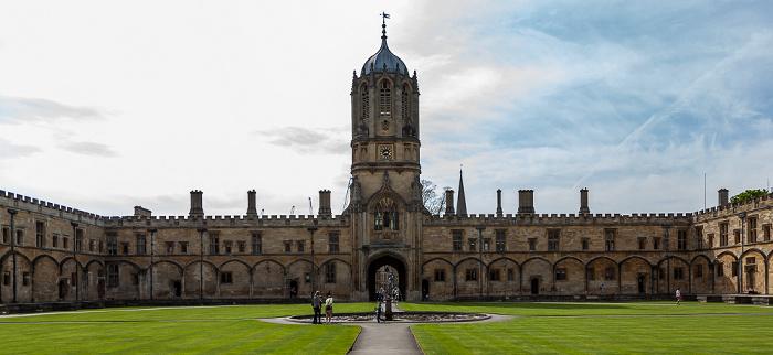 Oxford Christ Church College: Tom Tower