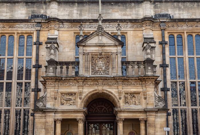 Oxford High Street: Examination Schools