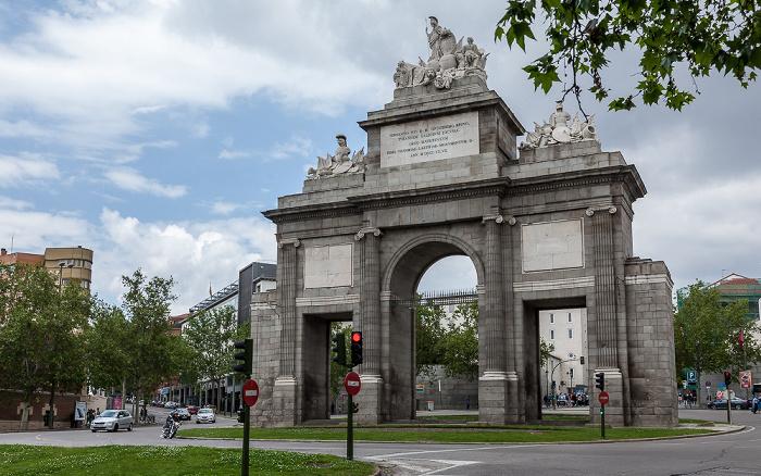 Puerta de Toledo Madrid 2016
