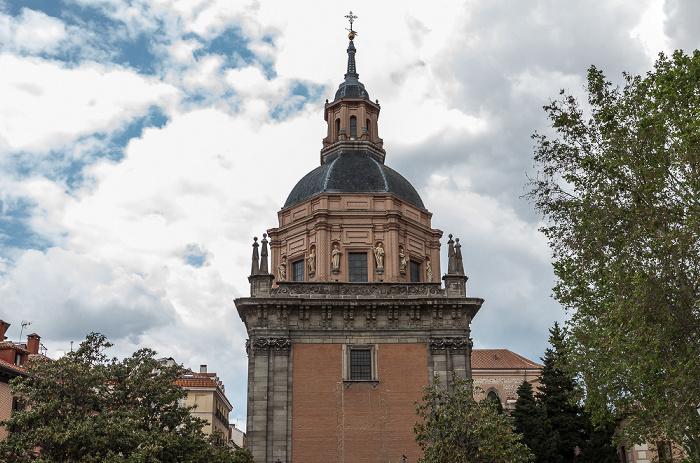 Iglesia de San Andrés Apóstol Madrid 2016