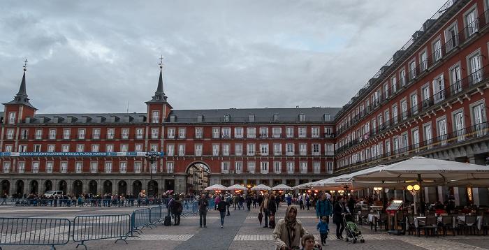 Madrid Plaza Mayor Casa de la Carnicería