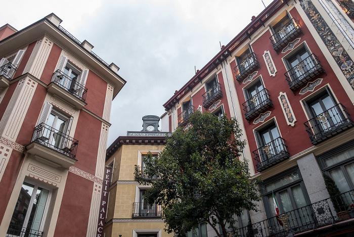 Madrid Calle de Postas
