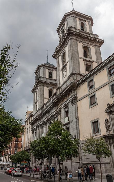 Madrid Calle de Toledo: Colegiata de San Isidro